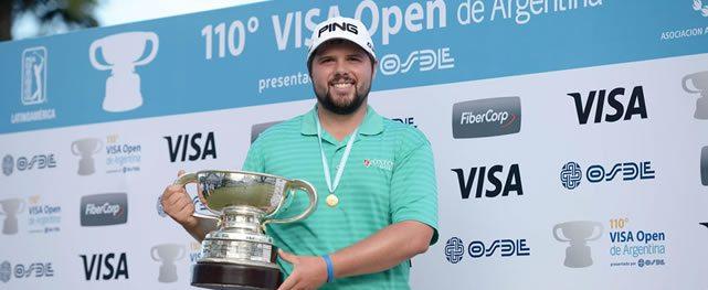Bulle se quedó con el 110° VISA Open de Argentina presentado por OSDE