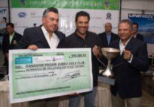 Carlos Castro Campeón del ProAm del Junko Golf Club