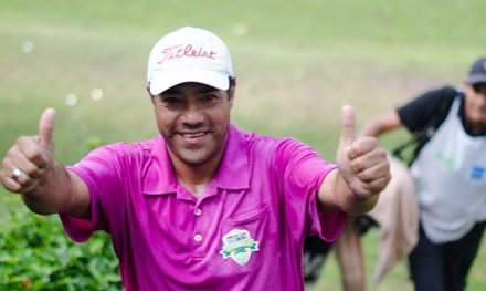 Carlos Castro ganó con record XXXVI ProAm del Junko