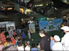 Continúa la diversión con el Putting green en el Sambil Caracas de antesala al XII Abierto Sambil en Izcaragua