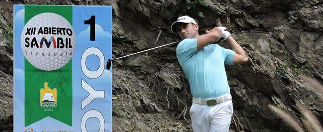 Daniel Escalera es el Campeón del XII abierto Sambil de golf