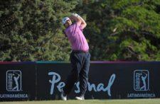 Kent Bulle (USA), actual N° 2 en la Orden de Mérito del circuito que viene de ganar este domingo / Gentileza: Enrique Berardi/PGA TOUR