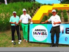 Equipo de Luís Rojas gana ProAm Copa Blindeca del XII Abierto Sambil en Izcaragua