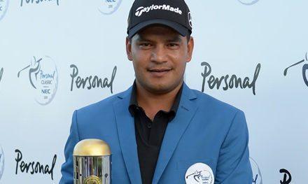 Fabián Gómez es tricampeón del Personal Classic