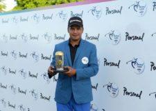 Fabián Gómez volvió a demostrar su jerarquía y retuvo el título del Personal Classic presentado por NEC de manera consecutiva / Gentileza: Enrique Berardi/PGA TOUR