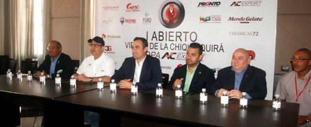 I Abierto Virgen de Chiquinquirá Resultados Pro – Am Copa Remax