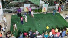 Inaugurado el Putting Green en el Sambil Caracas