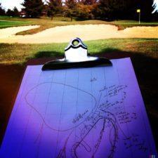 ¿Por qué se deben renovar los campos de golf? (cortesía ronkerngolfarch.com)