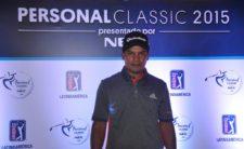 Fabián Gómez, ganador de las últimas dos ediciones del Personal Classic presentado por NEC / Gentileza: Gustavo Álvarez - Fairway.com.ar