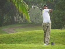 Tejeira máxima figura del golf profesional Panameño (cortesía www.fairway.com.ve)