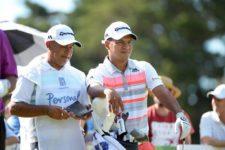 Fabián Gómez con ronda record de 61 golpes (-11) en Praderas de Luján / Gentileza: Enrique Berardi/PGA TOUR