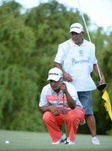 Fabián Gómez busca su tercer Personal Classic presentado por NEC de manera consecutiva / Gentileza: Enrique Berardi/PGA TOUR