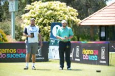 Kent Bulle (USA) sigue encendido después de su victoria la semana pasada. Ahora quiere quedarse con el Personal Classic presentado por NEC / Gentileza: Enrique Berardi/PGA TOUR