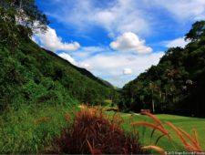 Un día espectacular recibió a los participantes del XII Abierto Sambil en Izcaragua