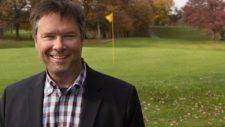 Profesor Brian Horgan (cortesía www.golfcourseindustry.com)