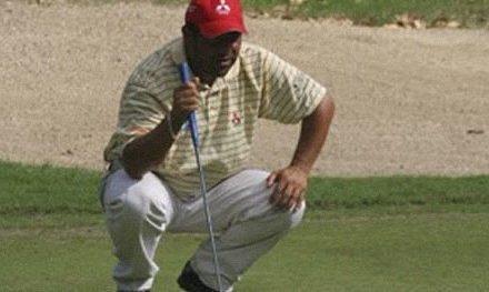 Veinte y nueve equipos juegan ProAm del Junko Golf Club