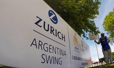 Zurich Argentina Swing tiene un nuevo líder