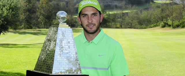 Amateur Matías Simaski dominó la Final de la Serie de Desarrollo