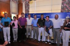 Los ganadores del ProAm del Zurich Challenge presentado por movistar a beneficio de la Fundación Ángel Cabrera