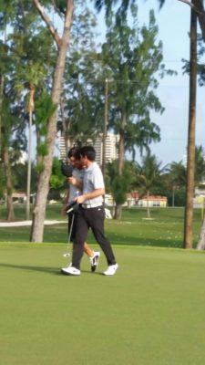 Jorge García se lleva por los cachos el South Beach International