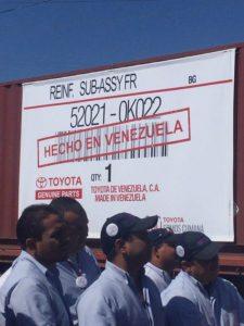 Detalle etiqueta Piezas Exportación