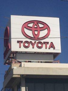 Planta Toyota de Venezuela en Cumaná