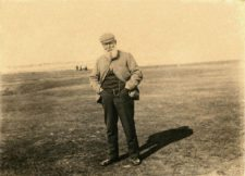 Old Tom Morris (cortesía golfhistoryapp.com)