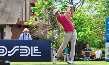 Venezolano Velázquez con su mejor temporada en el PGA LA