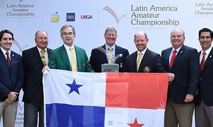 El Club de Golf de Panamá fue elegida como la sede del Latin America Amateur Championship 2017