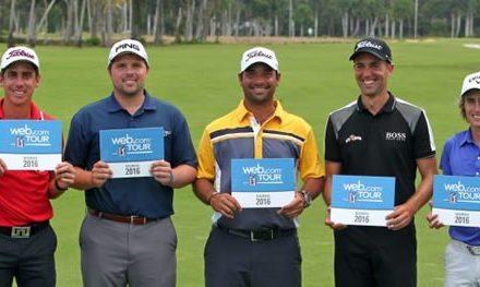 Graduados de PGA TOUR Latinoamérica inician el Web.com Tour 2016