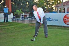 Inauguran el Panamá Claro Championship en el mejor green del país