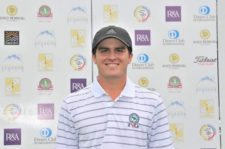 "Jorge ""Pichu"" García encabeza golfistas destacados internacionalmente en 2015"