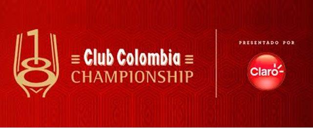 El martes, con la presencia de seis colombianos que jugarán el torneo, se realizará la rueda de prensa del Club Colombia Championship presentado por Claro