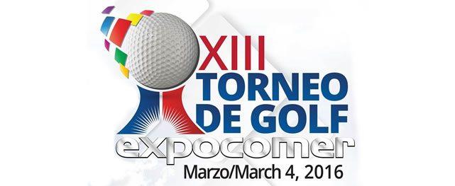 Se Acerca el XIII Torneo de Expocomer