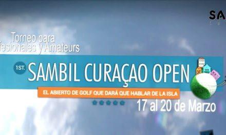 Comercial del 1st Sambil Curaçao Open