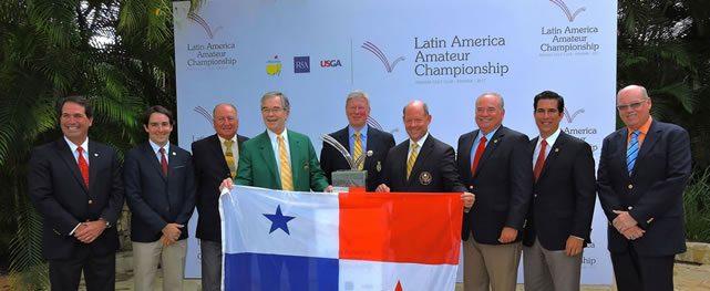 Distinguido Club de Golf de Panamá con sede del LAAC para 2017