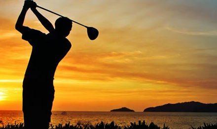 El golf, un frenesí