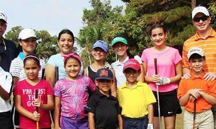 Maracaibo Country albergó al futuro en su primer torneo para niños y jóvenes