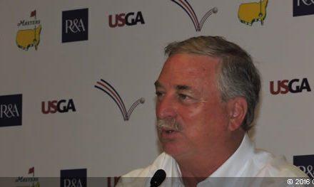 Mark Lawrie apuesta al desarrollo del golf en la región