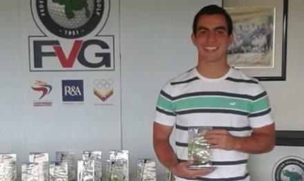 Stefan Holczer se coronó campeón del Abierto Juvenil Occidental