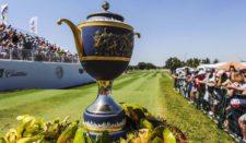 Trofeo Gene Sarazen Cup (cortesía PGA Tour / Stan Batz)