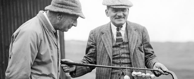 Bernard Darwin: inventor del Golf Escrito