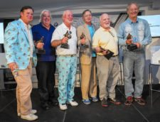 Wilmette's Murray brothers - Bill, Andy, Brian, Ed, Joel and John - have all had successful individual careers, but now they share a new collective honor (cortesía www.newslocker.com)