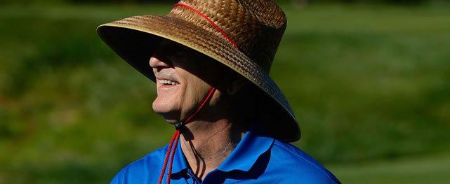 Bill Murray y su historia de amor con el golf