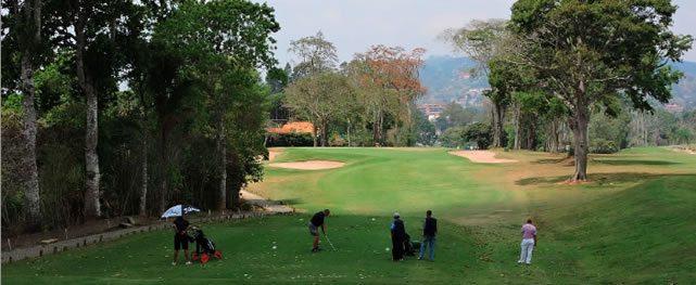 El Compromiso de Venezuela con el Sudamericano Juvenil de Golf es total