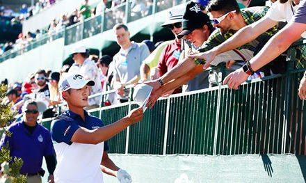 El Golf rompe la barrera del público