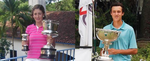Gelleni y Restrepo fueron los grandes vencedores