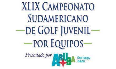 Invitación Rueda de Prensa XLIX Campeonato Sudamericano de Golf Juvenil por Equipos