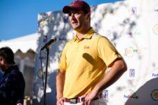John Rahm en PGA Tour Phoenix Open (cortesía www.statepress.com)