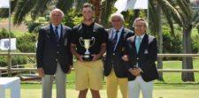 Jon Rahm campeón de España Absoluto 2014